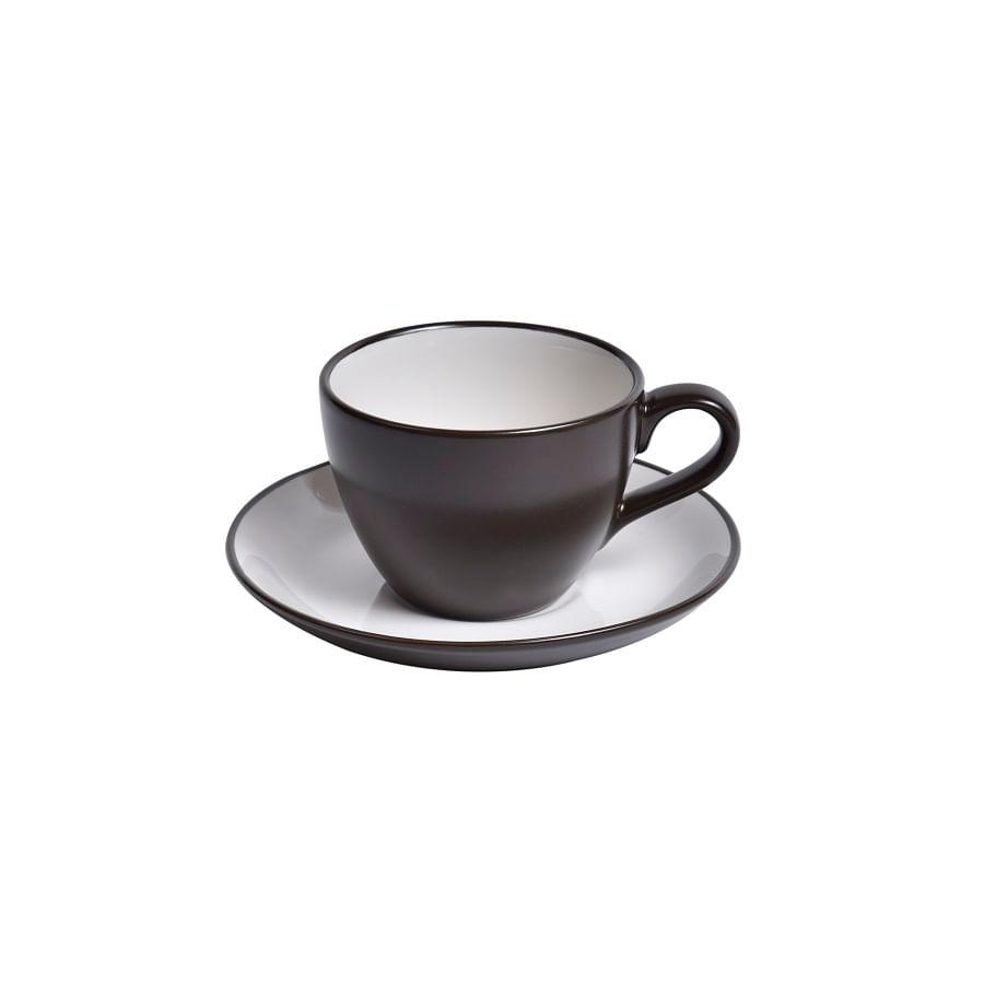 Xícara para Chá Comfort 200ml Spicy Chocolate