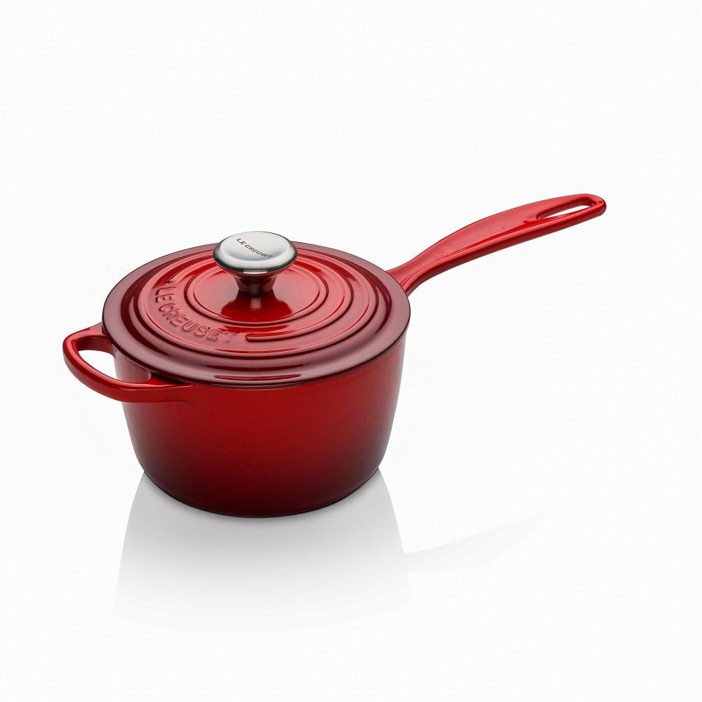 Panela Molheira Signature 16cm Le Creuset Vermelha