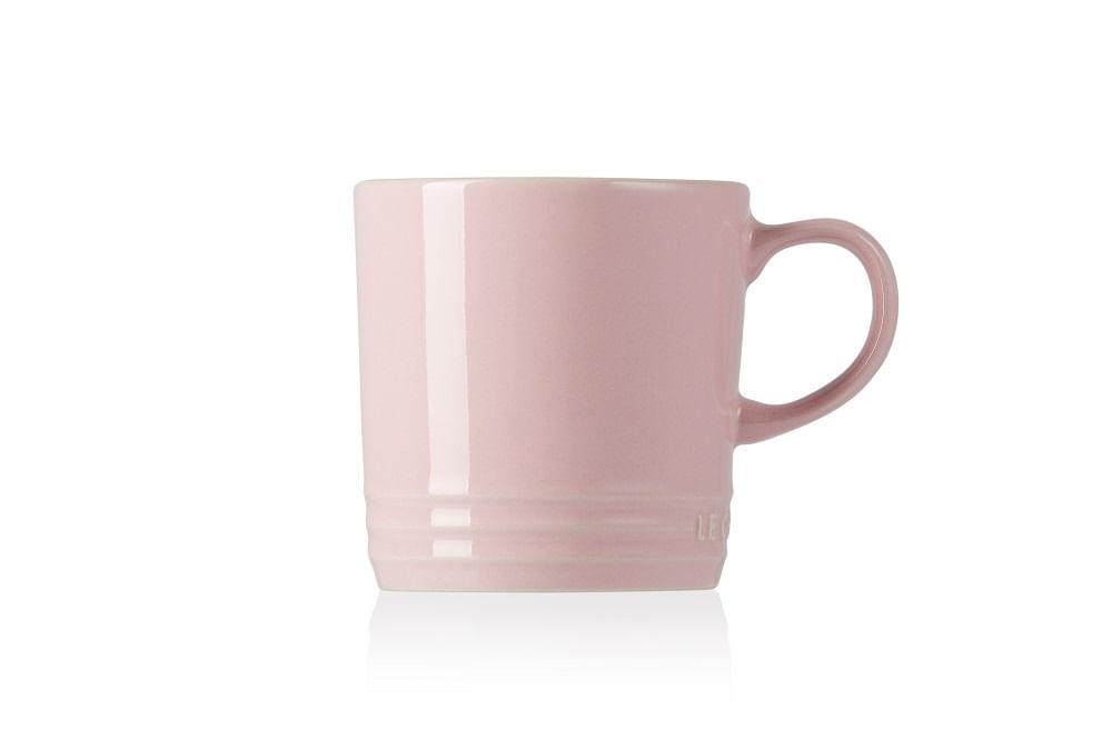 Caneca em Cerâmica 350ml Le Creuset Pink