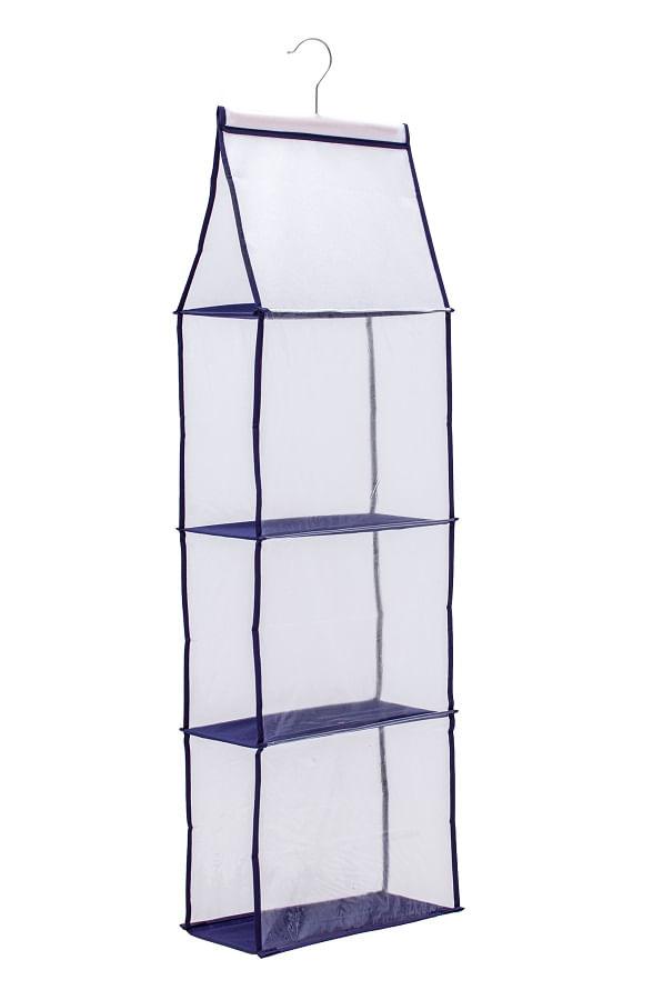 Prateleira Organizadora para Bolsas Closet Concept Tnt 100cm Paramount