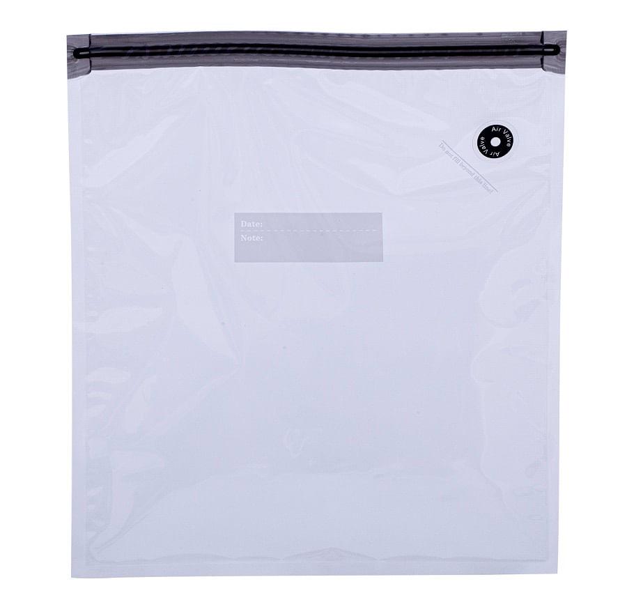 Embalagem a Vácuo Compact Food em Polipropileno 13x23cm Paramount