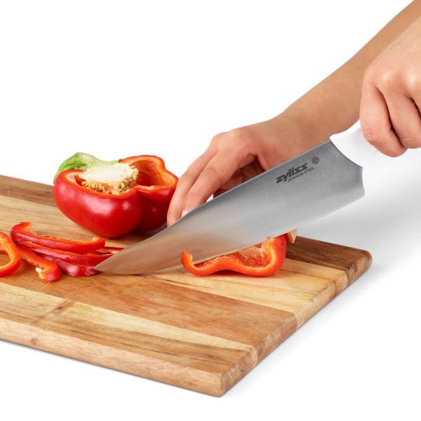 Faca Chefe Comfort em Aço Inox 18,5cm Zyliss