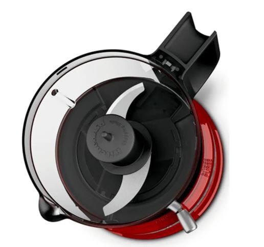 Mini Processador Empire 127V KitchenAid Vermelho