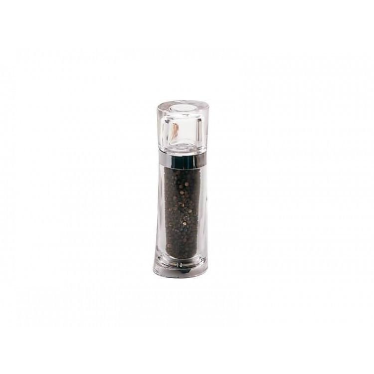 Moedor de Pimenta Click em Acrílico 18cm Maxwell & Williams