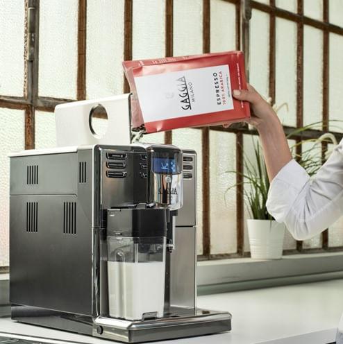 Máquina de Café Espresso Automática Anima Prestige 110V Gaggia