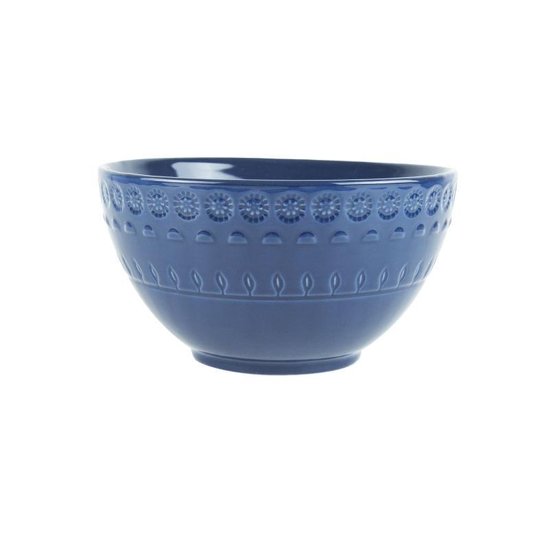 Bowl em Porcelana Wolff Grace 15cm Rojemac Azul