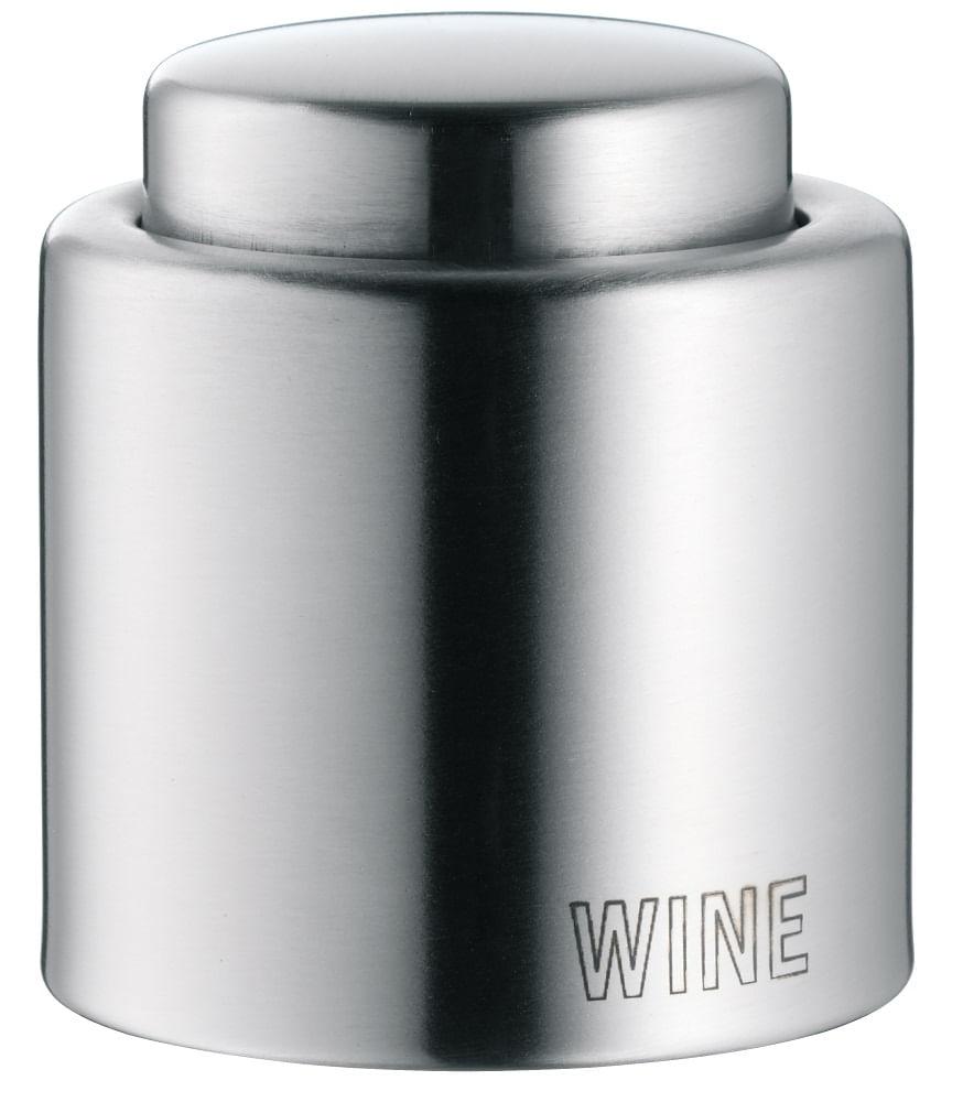 Tampa para Garrafa de Vinho em Inox 6cm WMF